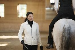 Jedes Pferd ist ein Individuum – gerade in der Ausbildung