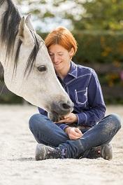 Dieses eine Pferd …