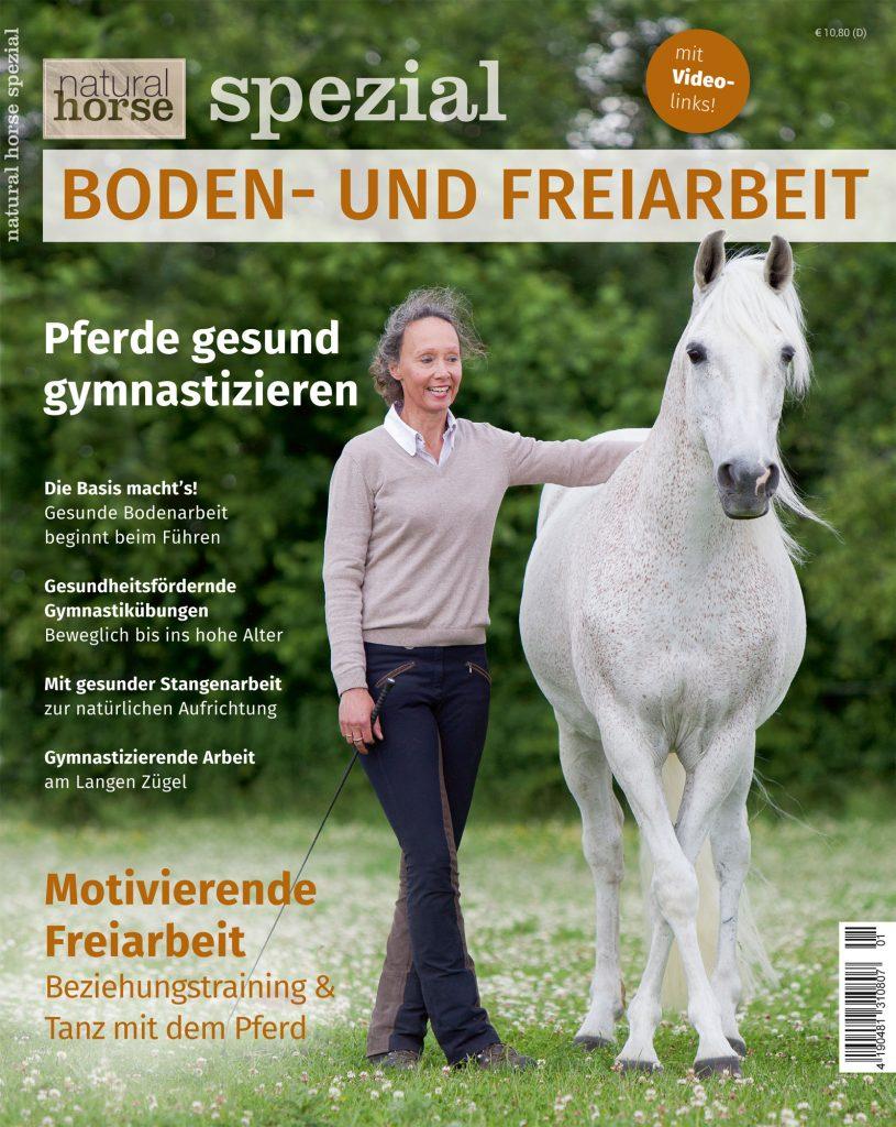 Natural Horse 26 Spezial Boden- und Freiarbeit