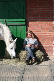 Mehr Zeit mit dem Pferd