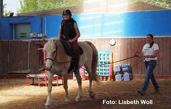 Pferde als Co-Therapeuten
