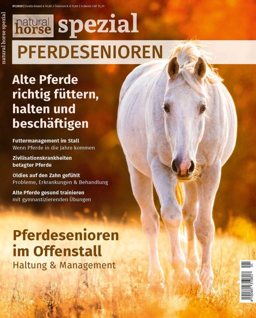 Natural Horse Spezial 5 Pferdesenioren