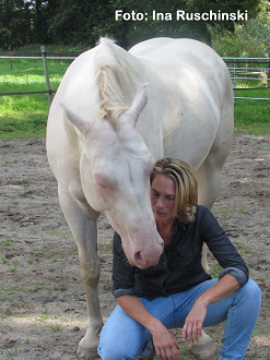 Seelengefährte Pferd