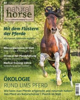 Natural Horse 35 03/2021 Ökologie rund ums Pferd