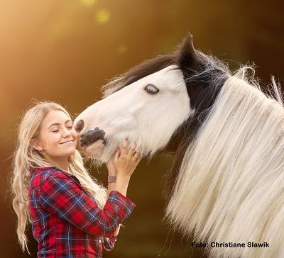 Mit dem Flüstern der Pferde